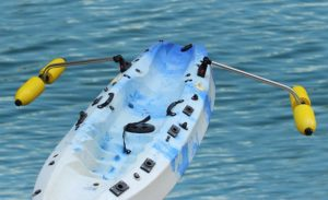 Kayak Outriggers/Stabilizers System