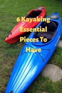 6 Kayaking Essential Beginners
