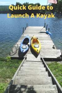 Launch Kayak