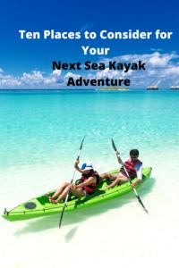 Sea Kayaking near me