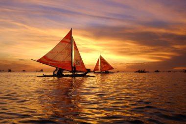 Kayak Sail Outrigger