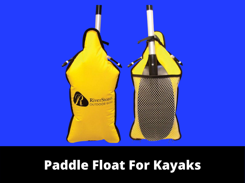 Paddle Float For Kayak