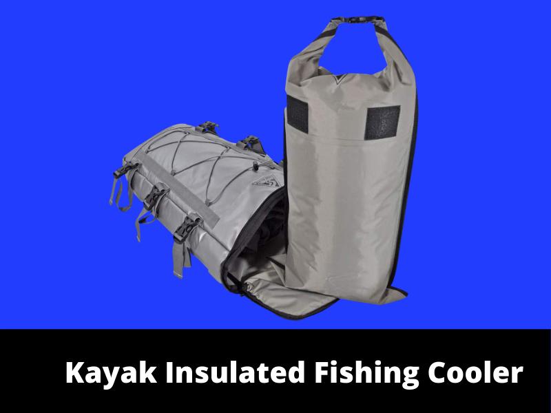 Kayak Insulated Fishing Cooler