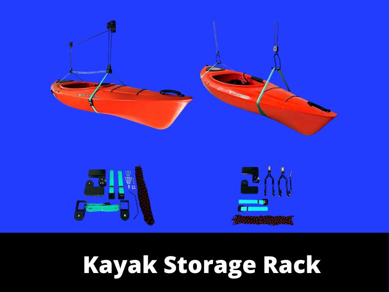 Kayak Storage Rack
