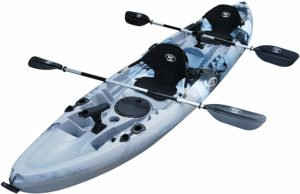 Tandem kayak 2-3 person