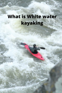 Whitewater kayaking pinterest