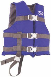 kayaking child life jacket