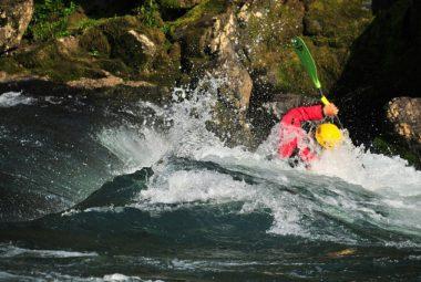 Roll Over Kayak