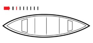 Forward stroke