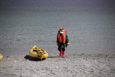 Kayak Emergency Safety
