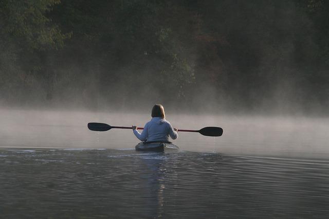 Kayaking Weather